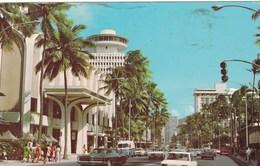 HAWAI  HONOLULU KALAKAUA AVENUE (dil3) - Honolulu