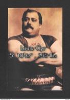 SPORTS - HALTÉROPHILIE - LOUIS CYR - ST CYPRIEN DE NAPIERVILLE QC. - (1863 - 1912) - HOMME FORT - Haltérophilie