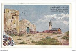 18355 - Libye Somalie Derna Campagna 1911-1912 Marabut Del Faro Nell'accampamento Del 26° Fanteria - Altre Guerre