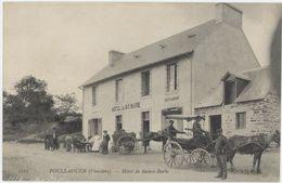 POULLAOUEN Hotel Sainte Barbe - Autres Communes
