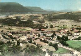 CPSM Dentelée - SAINT-BLAISE (67) - Vue Aérienne Du Bourg Dans Les Années 60 - Francia