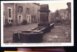 BAINS LES BAINS - Bains Les Bains