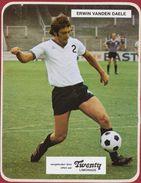 Football Voetbal Sticker Autocollant Erwin Vandendaele SCA Anderlecht Club Brugge Stade De Reims Twenty Limonade - Sport