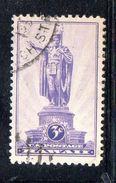 STATI UNITI 1937 , Yvert N.  364 (Un. 587)  Usato . Hawaii - Usados