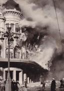 13 / MARSEILLE / INCENDIE DES NOUVELLES GALERIES / LE 28/08/1938 / TRES BELLE CARTE PHOTO - Marseilles