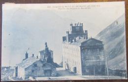 CPA Savoie N°223 - Hospice Du Petit St Bernard - Timbre 25 Centesimi - Circulée En 1926 - Belles Oblitérations - Rhône-Alpes