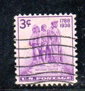 STATI UNITI 1938 , Yvert N.  402 (Un. 638)  Usato . - Used Stamps