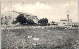 30 - FONTANES -- Avenue De La Gare - France