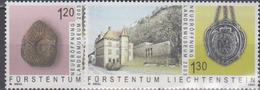 LIECHTENSTEIN           2003          N .   1260 / 1261       COTE    6 . 00  Euros - Liechtenstein