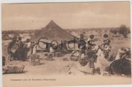 Mauritania - Campament Pres De Boutilimit - Mauritania