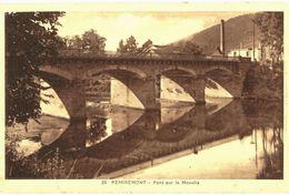 CPA N°16485 - REMIREMONT - PONT SUR LA MOSELLE - Remiremont