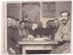 Ancienne Photo De Groupe à Identifier Ile De Sein ? - Personnes Anonymes