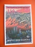 300 GODINA PALJEVINE SARAJEVA.(FIRE-SARAJEVO) - Stamps (pictures)