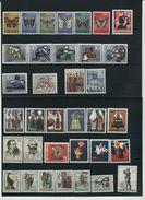 1964 Jugoslavia, Tutte Serie Complete Nuove (**) - Jugoslavia