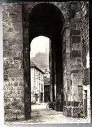 46  SAINT CERE  LE PORCHE DE L EGLISE  -  CPM 1940 / 50 - Saint-Céré
