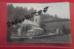 Cp Chaux Les Crotenay Eglise - Autres Communes