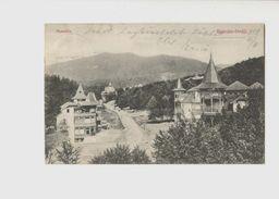 Sovata 1909 Used Postcard (st202) - Romania