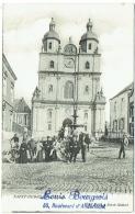 Saint-Hubert. Eglise. Cachet Louis Bougeois. - Saint-Hubert
