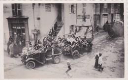 SEMUR EN BRIONNAIS Cavalcade Du Mardi-Gras 1947 - Sin Clasificación