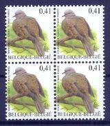 BELGIE * Buzin * Nr 3135 * Postfris Xx * HELDER FLUOR  PAPIER - 1985-.. Vögel (Buzin)