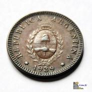 Argentina - 2 Centavos - 1939 - Argentina