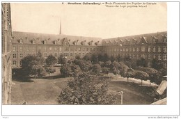 K5. BRUSTHEM (SAFRAENBERG)  -  Vlaamsche Leger Pupillen School - Ecole Flamande Des Pupilles De L'armée. - Sint-Truiden