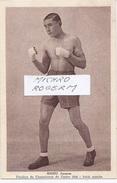 Jacques BIGEU Finaliste 1938 Du Championat Du Centre En Poids Mouche - 1451217 - Boxe