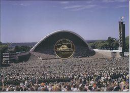 ESTONIA 1 KROON 1999 KM # 36 SONG FESTIVAL IN SPECIAL FOLDER / BLISTER - Estonia