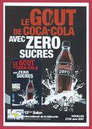 SIT 2007 Houilles Coca Cola Noire Sepatel 750 Exemplaires Neuve Avec Encart Coca-Cola Non Grattée Prépayée Prepaid - Andere Voorafbetaalde Kaarten