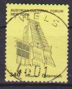 """Österreich 2011:  """"Forum New York"""" Pestempelt (siehe Foto/ Scan) - 2011-... Gebraucht"""