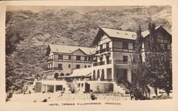 MENDOZA, HOTEL TERMAS VILLAVICENCIO. -ARGENTINE-BLEUP - Hotel's & Restaurants