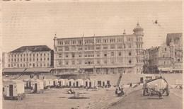 Blankenberghe - L'Hôtel Du Kursaal -1912 - Blankenberge