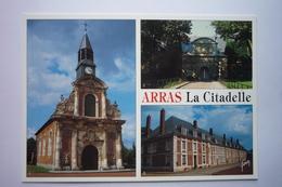 Arras (62000) La Citadelle  - L'eglise - L'entree - La Cour - Arras