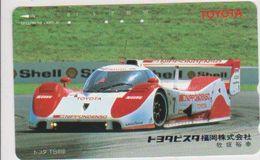 JAPAN - FREECARDS-1443 - 290-31814 - TOYOTA - SHELL - Japan