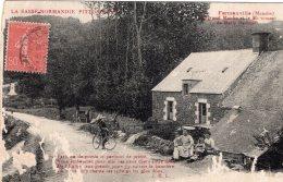 B38514 Fermanville, Grand Moulin - France