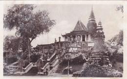CPA Cambodia, Cambodge, Pnohm Penh, Le Pnom à L'escalier (pk40966) - Cambodge