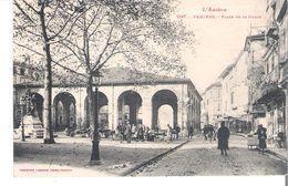CP  D 09   PAMIERS  Place De La Halle - Pamiers