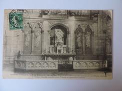 L'Autel De N.D. De Miséricorde, Très Visité Par Les Pélerins Qui Y Retrouvent Les Indulgences Pontificales N°1770 - Nantes
