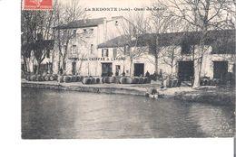 CP  D 11   LA REDORTE   Quai Du Canal - Francia