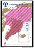 2009 Iceland - PPRG Issue - MS Paper MNH** - Preservare Le Regioni Polari E Ghiacciai