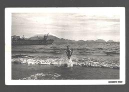 Chimbote - Photo Card - Animation - Beach View - Harbour - Pérou