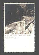 Ferrocarril De Chimbote A Huallanca En La Quebrada Del Rio Santa - Photo Card Udo Schack, Lima - Pérou
