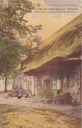 AK Meslin-l'Évêque - Maison Bachy - Feldpost Ath 1915 (32221) - Ath