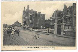 VILLERS SUR MER - Les Chalets De La Plage - Villers Sur Mer