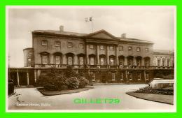 DUBLIN, IRLANDE - LEINSTER HOUSE - REAL PHOTO - - Dublin