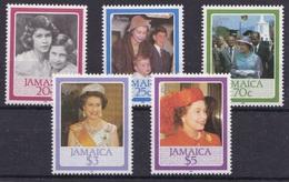 Jamaica 1986 MNH**- Queen Birthday - Jamaica (1962-...)