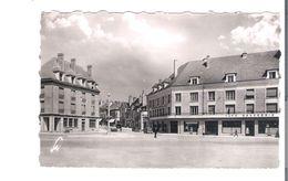 CP   D 21    CHATILLON Sur SAINE  Place De La Resistance - Chatillon Sur Seine