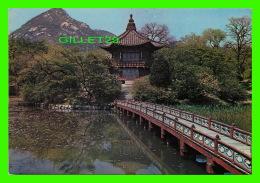 SEOUL, SOUTH KOREA, CORÉE DU SUD - HYANGWON-JUNG IN KYUNGBOCK PALACE - - Corée Du Sud