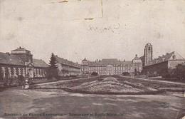 AK Souvenir De Bonne-Espérance - Séminaire Et École Normale - Feldpost Landst. Esk. I. Bayer. A.K. - 1916 (32226) - Estinnes