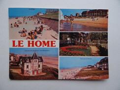 14 LE HOME La Plage Colonie De Vacances LES MOUETTES - Autres Communes
